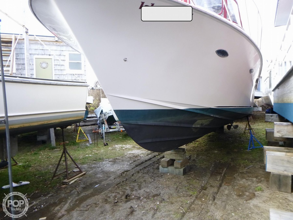 1988 Delta boat for sale, model of the boat is 365 FX & Image # 2 of 40