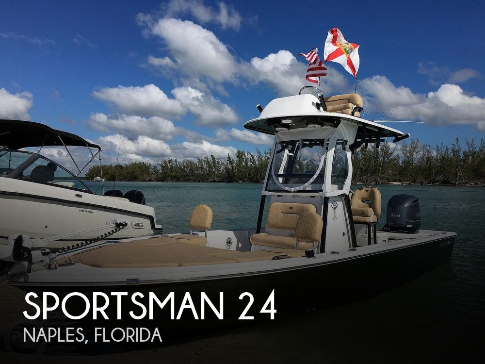 Used Sportsman Boats For Sale by owner | 2019 Sportsman 24