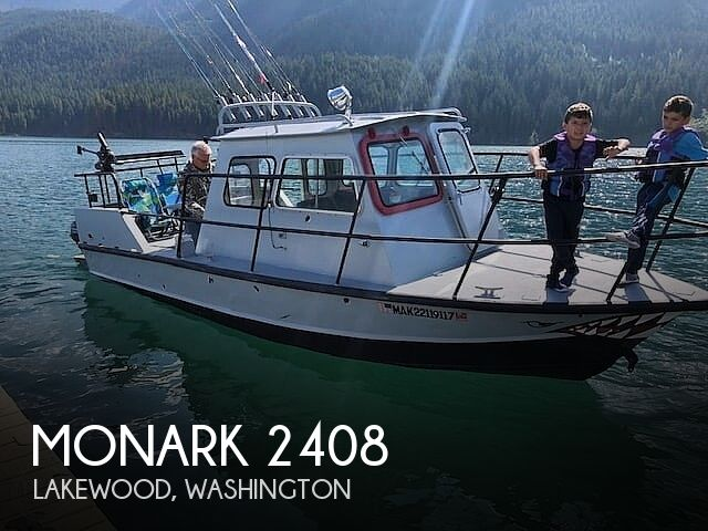Used Monark Boats For Sale by owner | 1978 MonArk 24