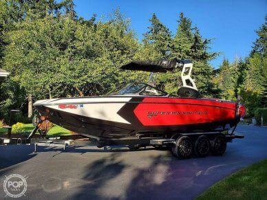Nautique Super Air G25, 25, for sale - $205,000