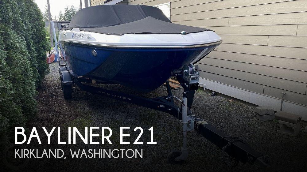 Used Bayliner Boats For Sale in Washington by owner | 2019 Bayliner e21