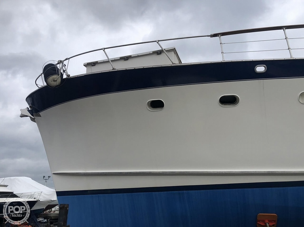 1961 Burger boat for sale, model of the boat is 64 MY & Image # 3 of 40