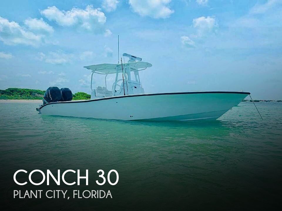 Used Boats For Sale in Lakeland, Florida by owner | 2020 Conch 30
