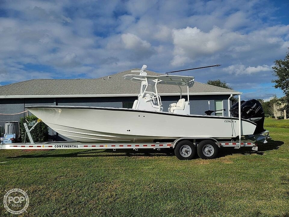 2020 Conch boat for sale, model of the boat is 30 & Image # 9 of 40