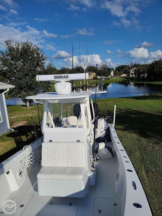 2020 Conch boat for sale, model of the boat is 30 & Image # 12 of 40