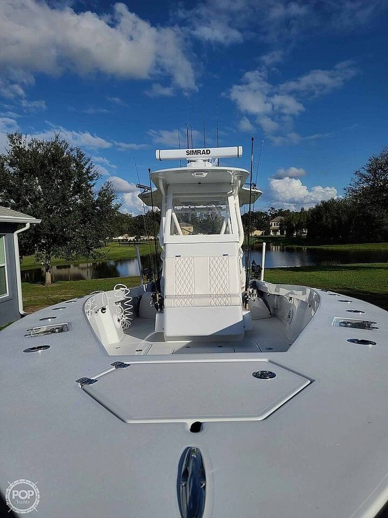 2020 Conch boat for sale, model of the boat is 30 & Image # 13 of 40