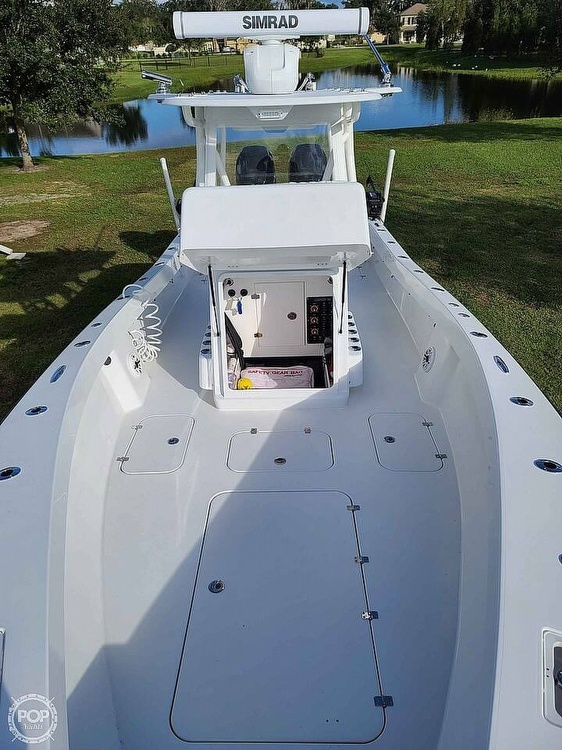 2020 Conch boat for sale, model of the boat is 30 & Image # 14 of 40