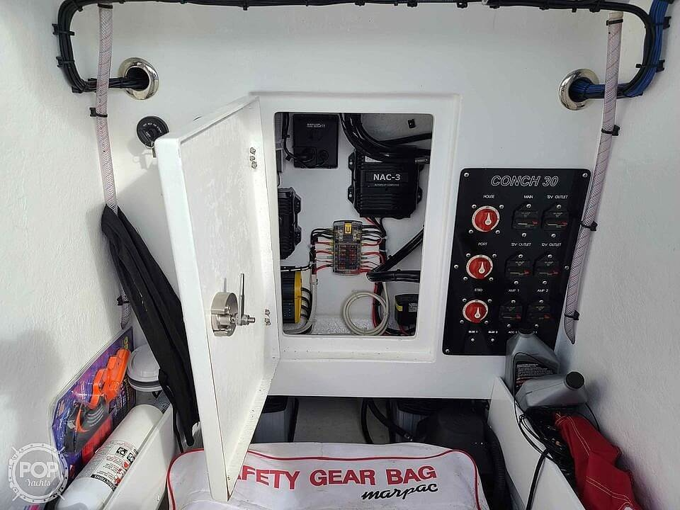 2020 Conch boat for sale, model of the boat is 30 & Image # 15 of 40