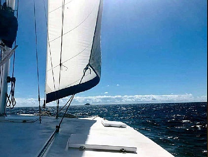 1987 Piver Trimaran boat for sale, model of the boat is 50 & Image # 3 of 31