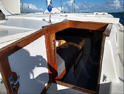 1987 Piver Trimaran boat for sale, model of the boat is 50 & Image # 12 of 31