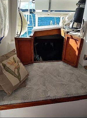 1987 Piver Trimaran boat for sale, model of the boat is 50 & Image # 13 of 31
