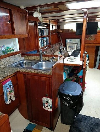 1987 Piver Trimaran boat for sale, model of the boat is 50 & Image # 27 of 31