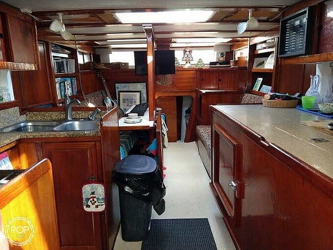 1987 Piver Trimaran boat for sale, model of the boat is 50 & Image # 29 of 31