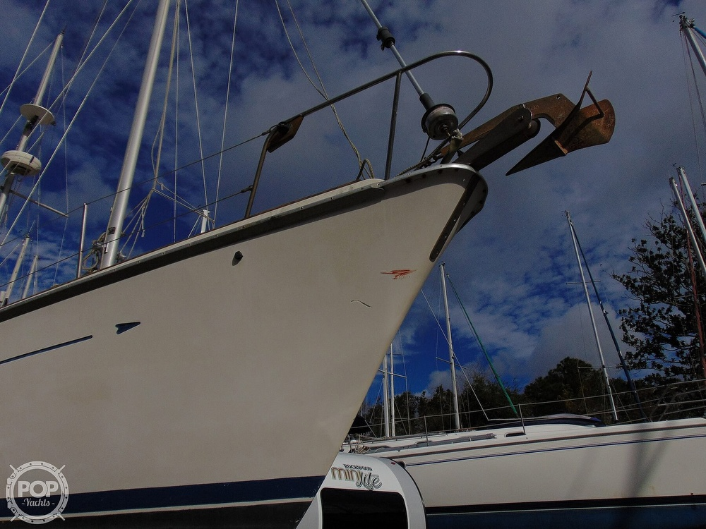 1977 Allied Princess boat for sale, model of the boat is 36 & Image # 38 of 40