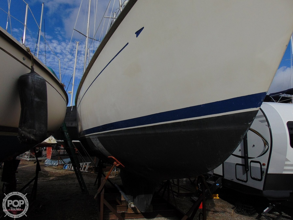 1977 Allied Princess boat for sale, model of the boat is 36 & Image # 40 of 40
