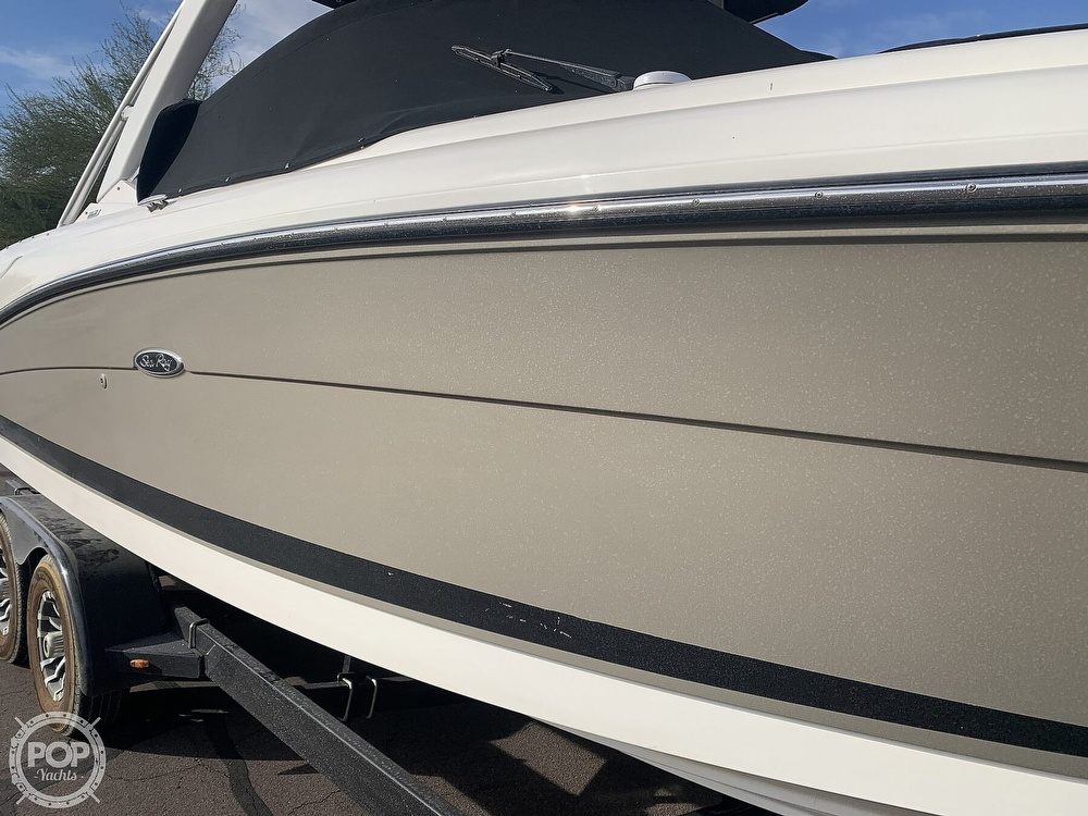 2008 Sea Ray boat for sale, model of the boat is 270 SLX & Image # 33 of 40