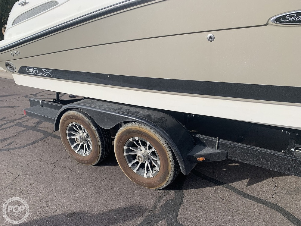 2008 Sea Ray boat for sale, model of the boat is 270 SLX & Image # 38 of 40