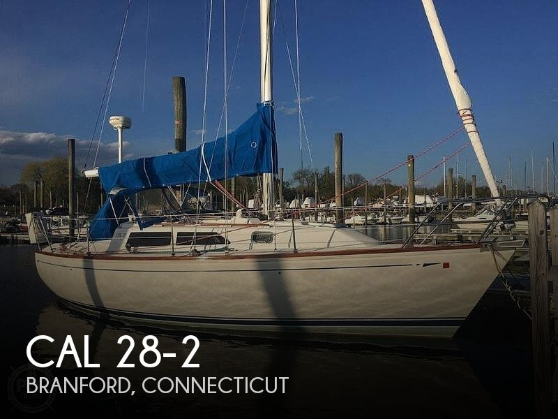 Used Cal Boats For Sale by owner | 1986 CAL 28-2