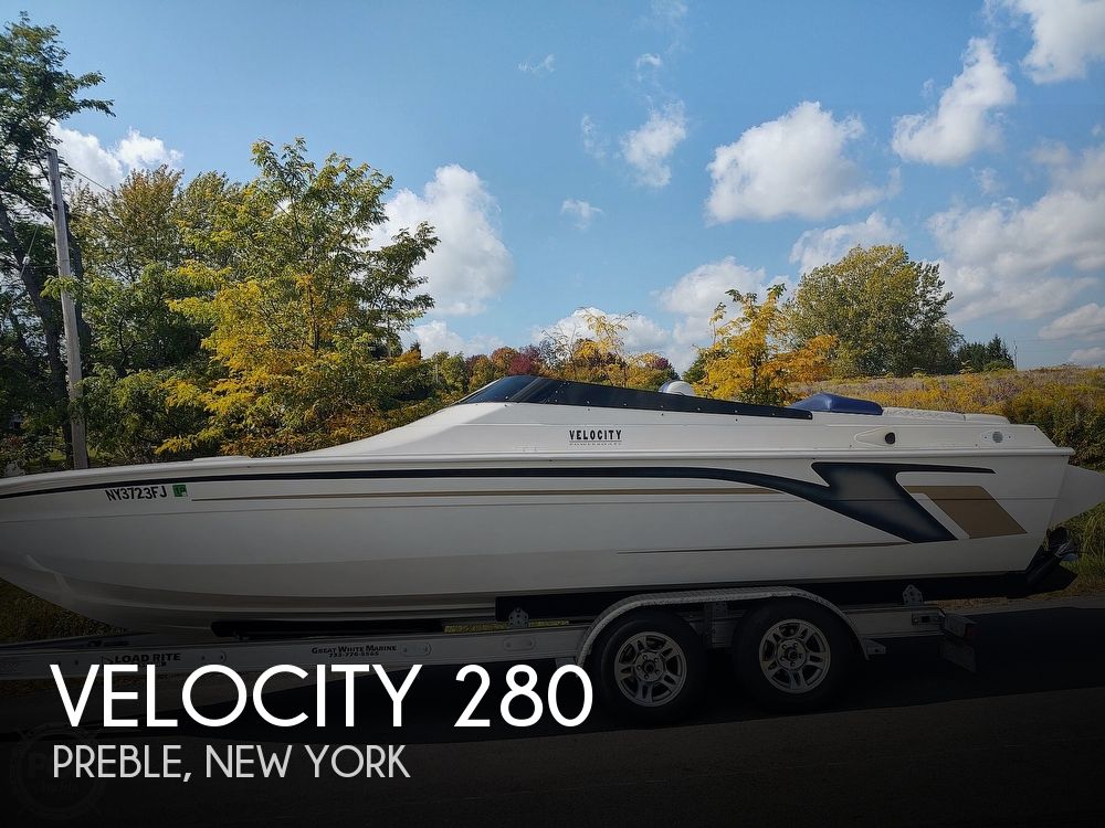 Used Velocity Boats For Sale by owner | 1998 Velocity 280
