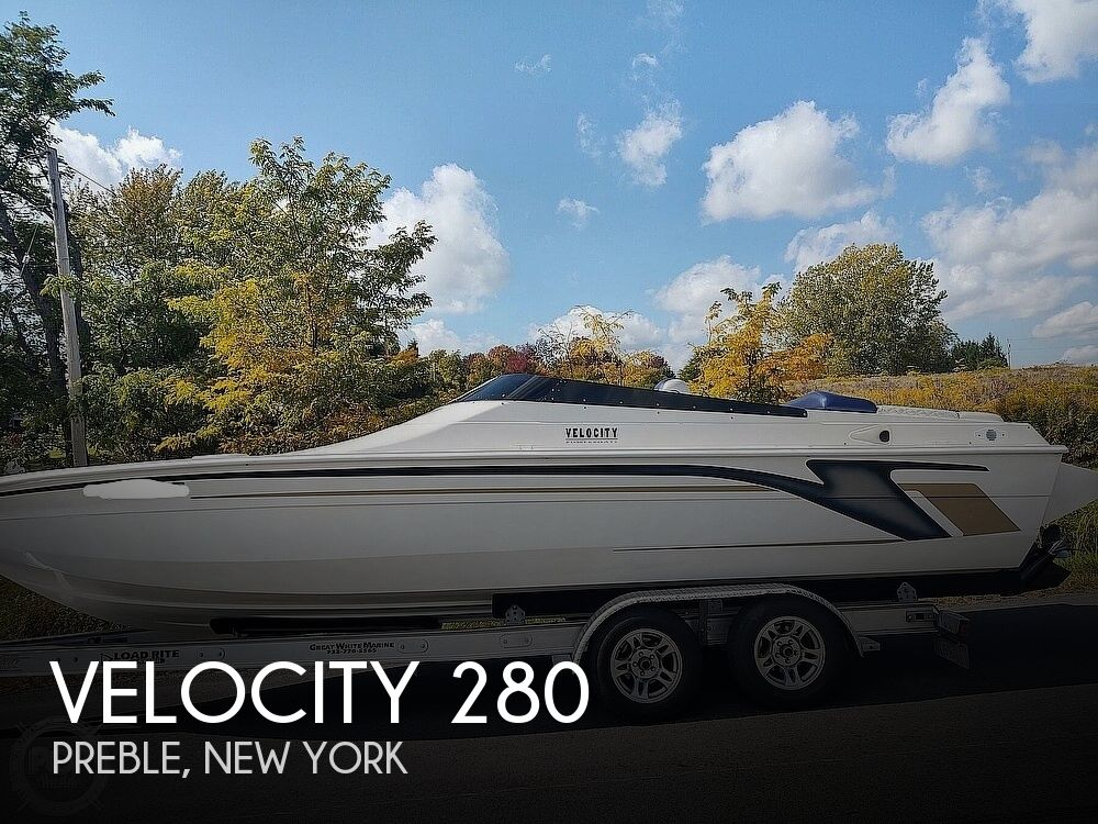 1998 VELOCITY 280 for sale