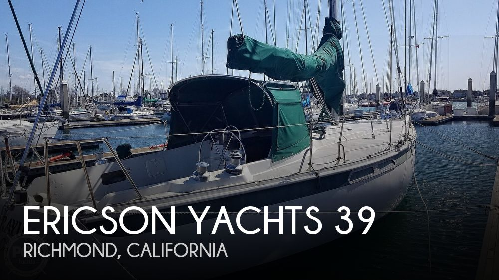 1972 Ericson Yachts boat for sale, model of the boat is 39 Flush Deck & Image # 1 of 40