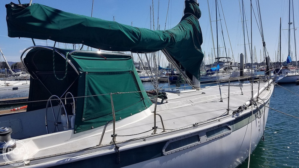 1972 Ericson Yachts boat for sale, model of the boat is 39 Flush Deck & Image # 2 of 40