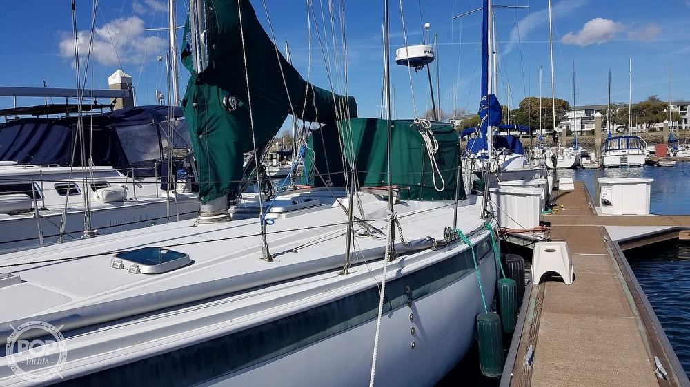 1972 Ericson Yachts boat for sale, model of the boat is 39 Flush Deck & Image # 28 of 40
