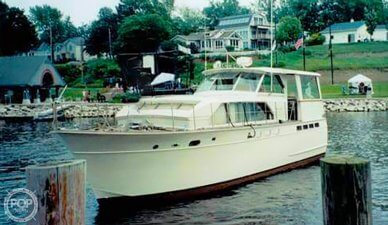 Chris-Craft CONSTELLATION 46, 46, for sale in Michigan - $25,750