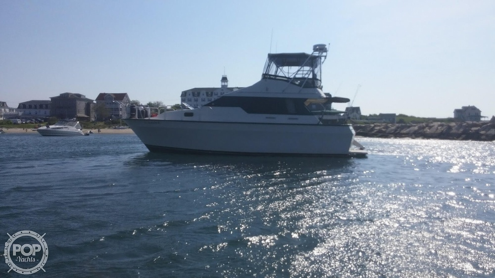 1988 Mainship boat for sale, model of the boat is Mediterranean & Image # 3 of 40