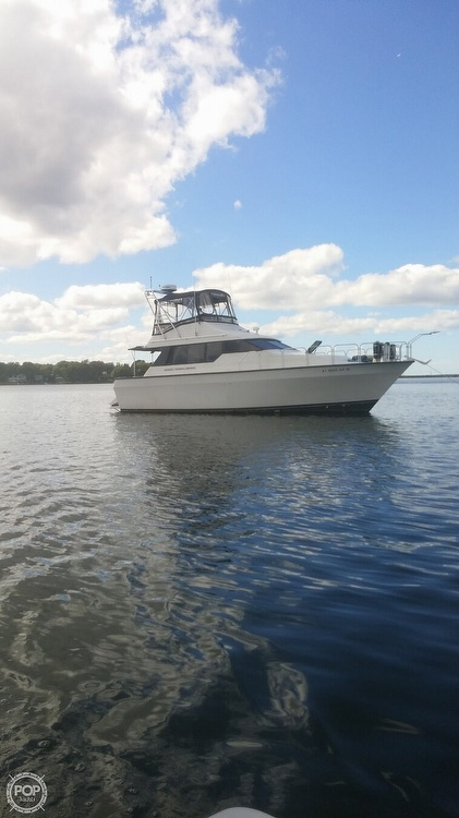 1988 Mainship boat for sale, model of the boat is Mediterranean & Image # 2 of 40