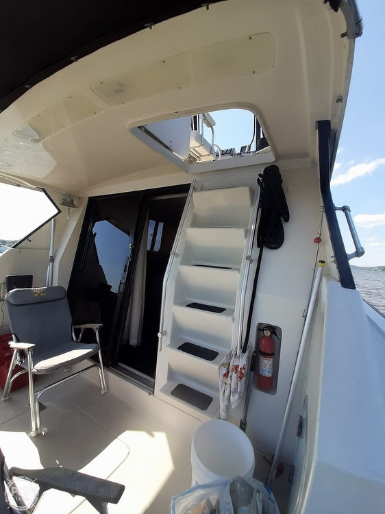 1988 Mainship boat for sale, model of the boat is Mediterranean & Image # 8 of 40