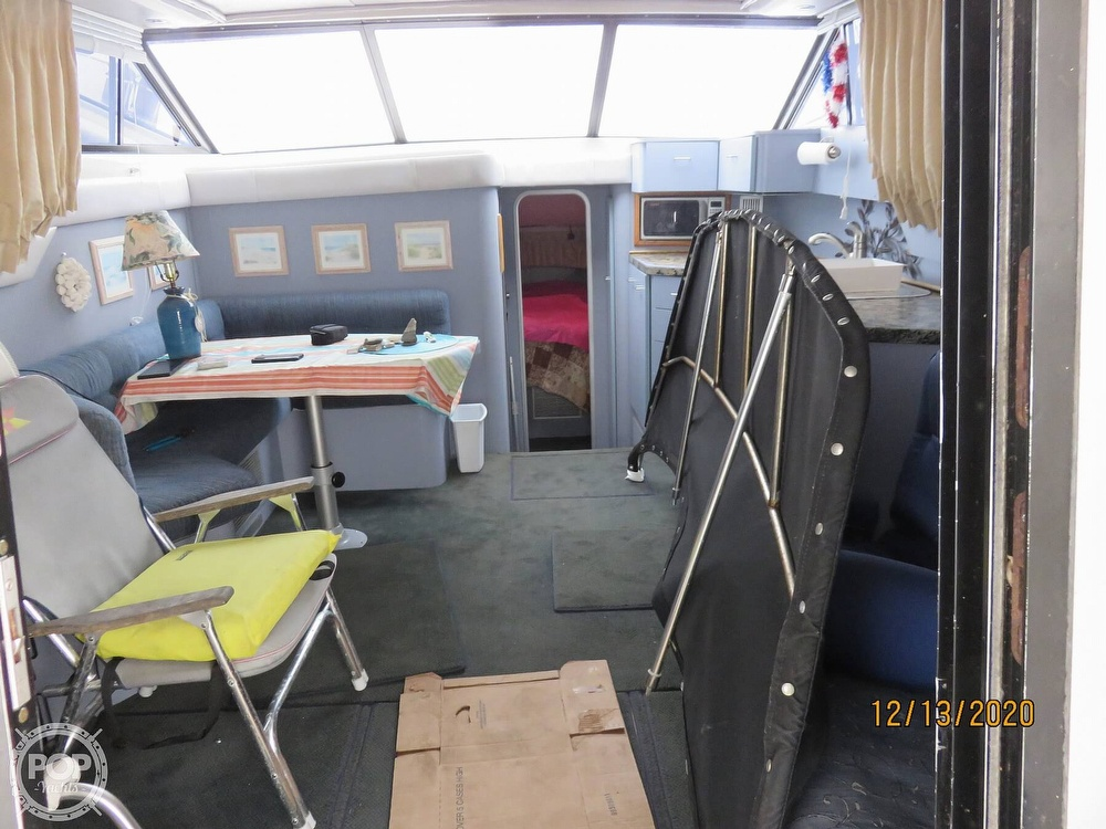 1988 Mainship boat for sale, model of the boat is Mediterranean & Image # 4 of 40