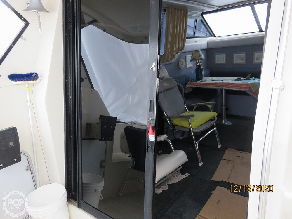1988 Mainship boat for sale, model of the boat is Mediterranean & Image # 36 of 40