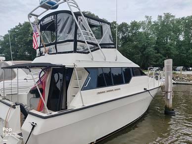 Mainship 35 Mediterranean, 35, for sale - $33,400