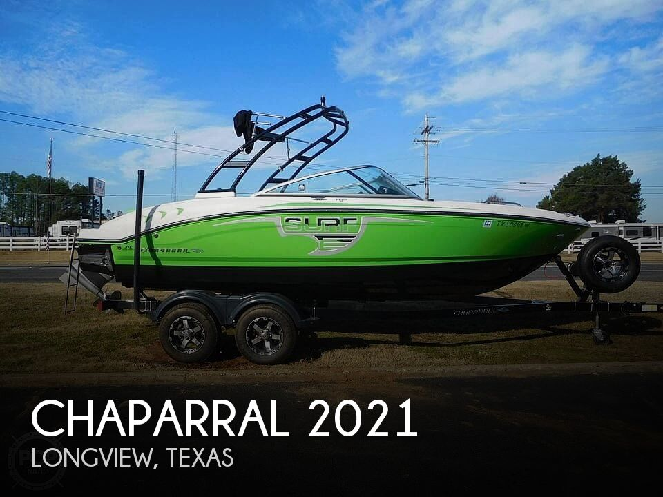 Used Boats For Sale in Longview, Texas by owner | 2018 Chaparral H2021 SURF