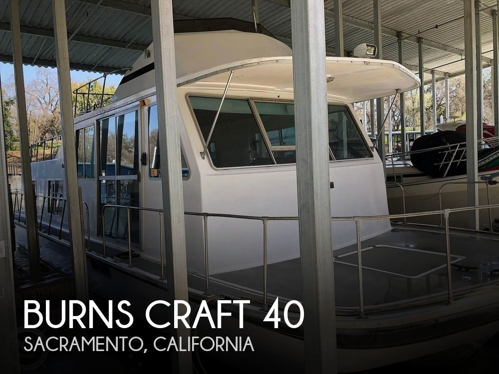 Used Burns Craft Boats For Sale by owner | 1979 Burns Craft 40