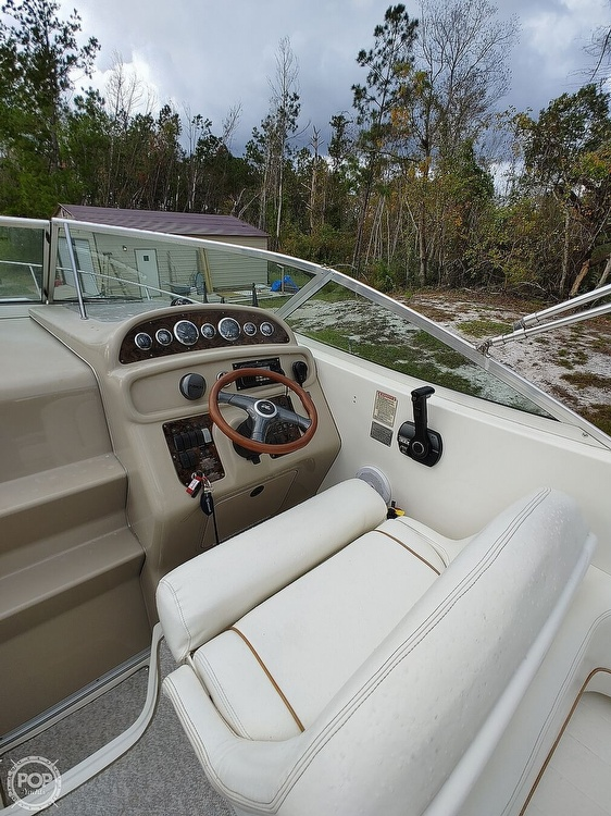 1999 Sea Ray boat for sale, model of the boat is 270 Sundancer & Image # 2 of 40
