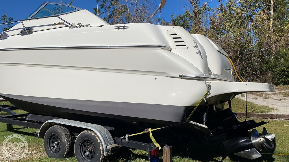 1999 Sea Ray boat for sale, model of the boat is 270 Sundancer & Image # 6 of 40