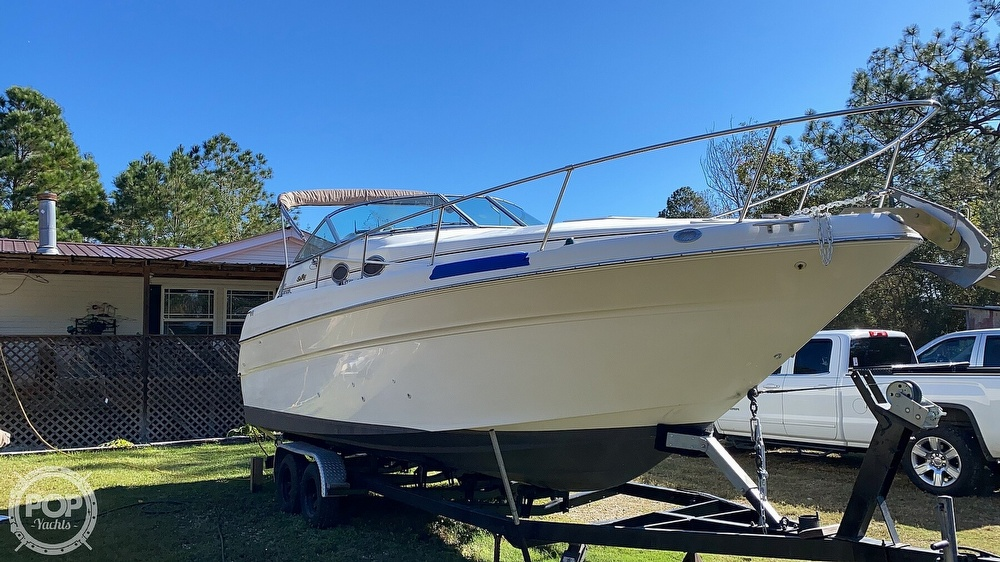 1999 Sea Ray boat for sale, model of the boat is 270 Sundancer & Image # 8 of 40