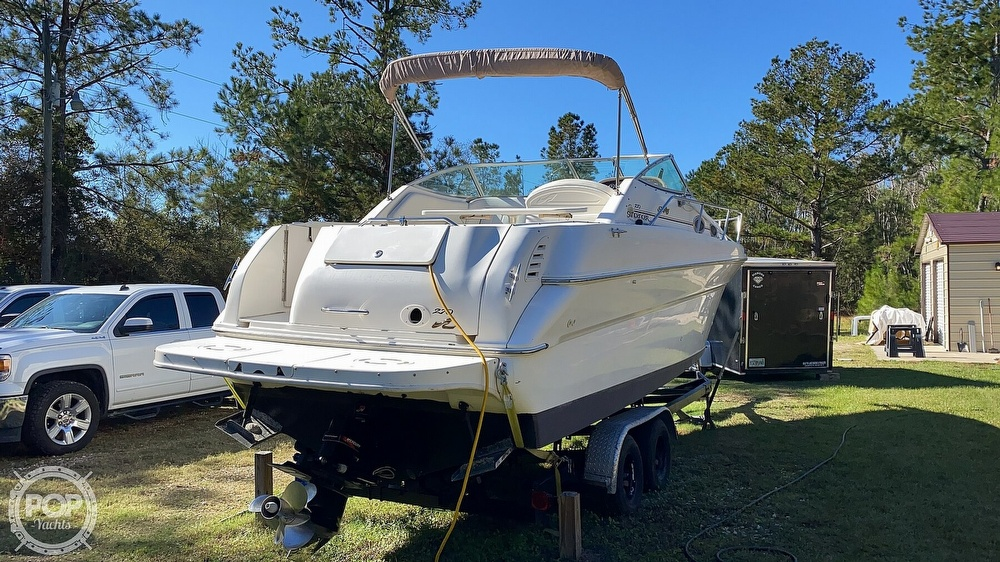 1999 Sea Ray boat for sale, model of the boat is 270 Sundancer & Image # 12 of 40