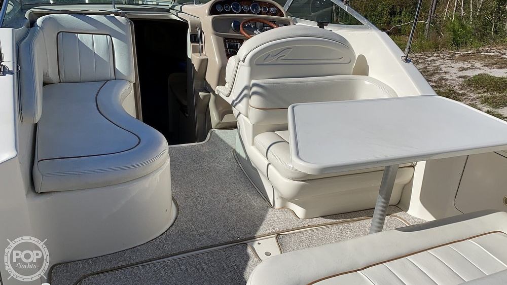 1999 Sea Ray boat for sale, model of the boat is 270 Sundancer & Image # 29 of 40