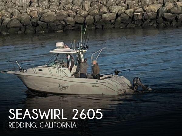 Used SEASWIRL Boats For Sale by owner | 2011 26 foot Seaswirl Striper