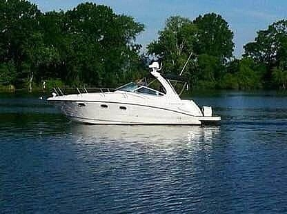 2001 Four Winns boat for sale, model of the boat is 298 Vista & Image # 2 of 40