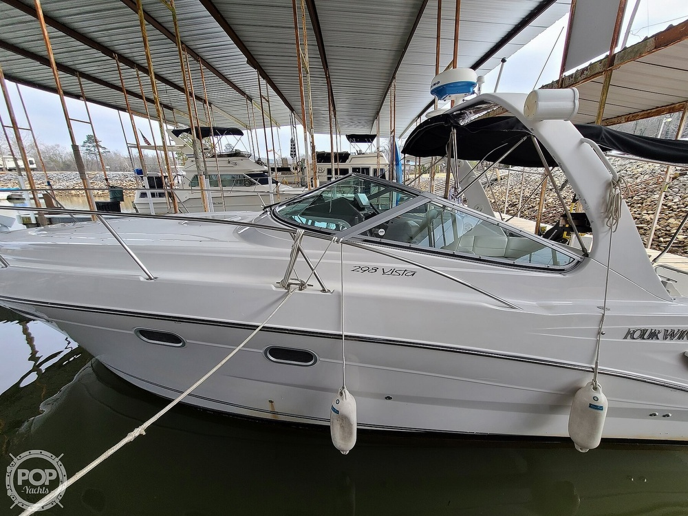 2001 Four Winns boat for sale, model of the boat is 298 Vista & Image # 6 of 40