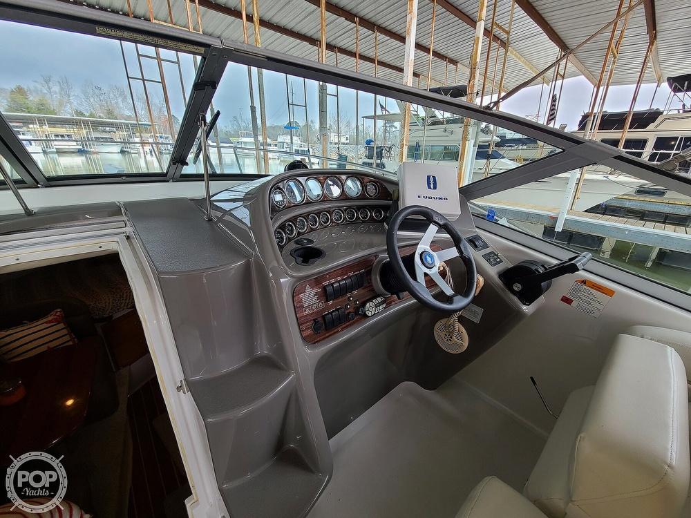 2001 Four Winns boat for sale, model of the boat is 298 Vista & Image # 8 of 40
