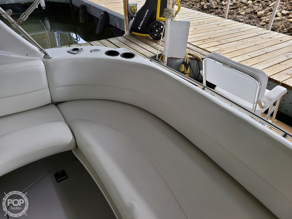 2001 Four Winns boat for sale, model of the boat is 298 Vista & Image # 22 of 40