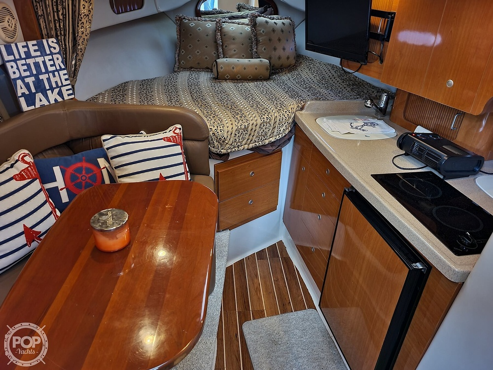 2001 Four Winns boat for sale, model of the boat is 298 Vista & Image # 39 of 40