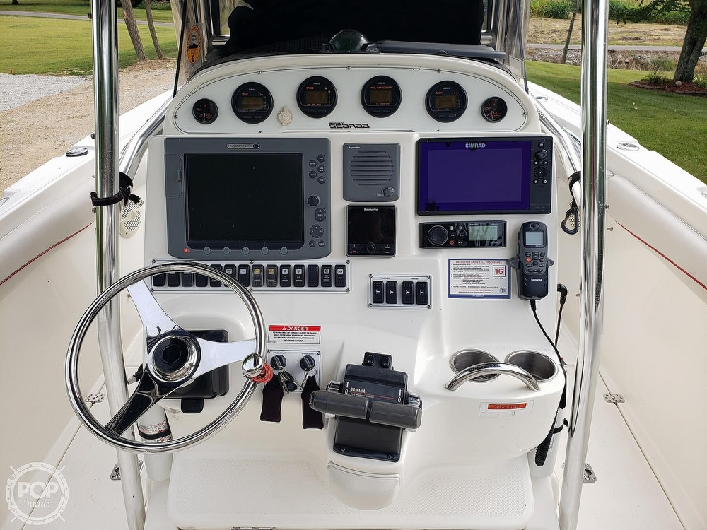 2002 Scarab boat for sale, model of the boat is SPORT 29 & Image # 7 of 40