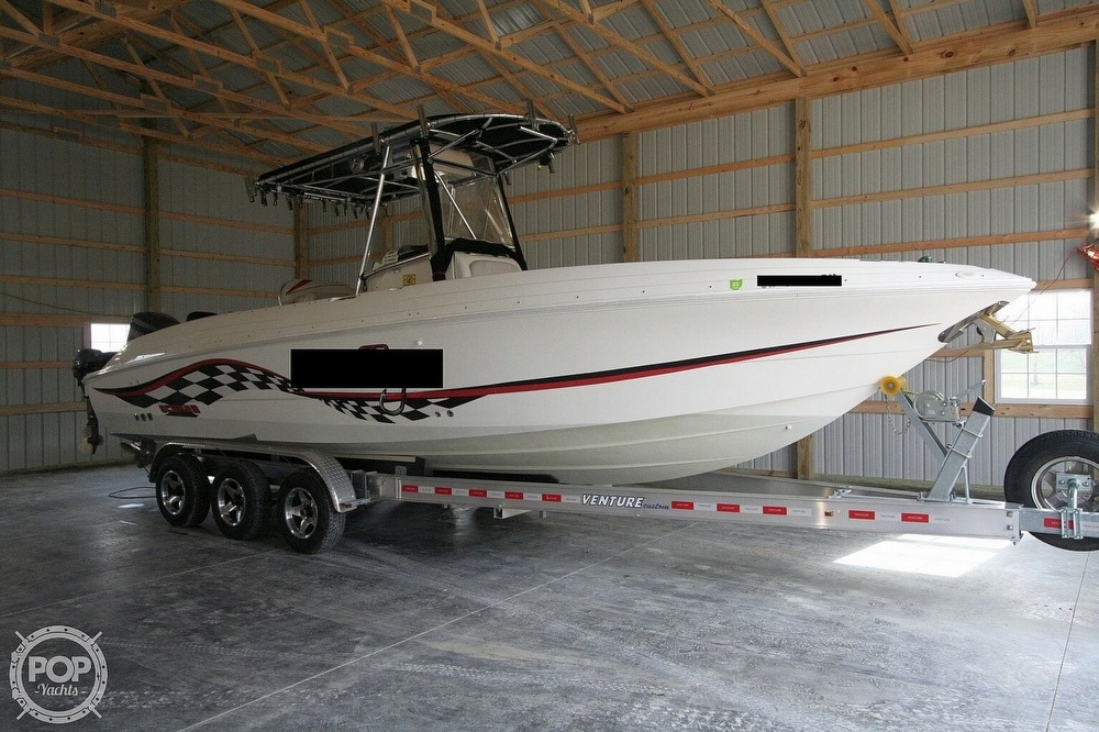 2002 Scarab boat for sale, model of the boat is SPORT 29 & Image # 2 of 40