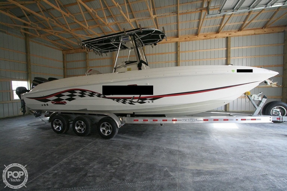 2002 Scarab boat for sale, model of the boat is SPORT 29 & Image # 36 of 40